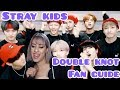 """Stray Kids """"Double Knot"""" (Feat. STAY) Guide REACTION"""