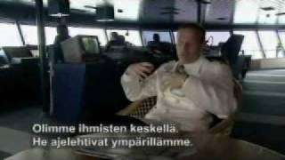 Kapteenin Selostus Estonian Uppoamisonnettomuudesta.