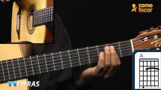 Fagner - Canteiros - Aula de violão (Candô)