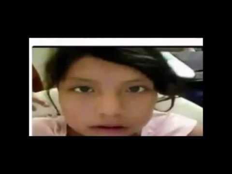 El Video viral de la niña de
