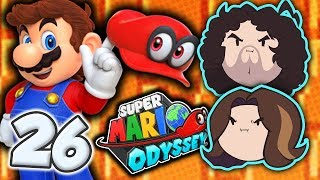 Super Mario Odyssey: Beak Tweak - PART 26 - Game Grumps