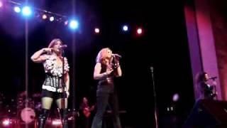 Expose in Concert - Stop, Listen, Look & Think - Henderson Pavilion - October 9, 2010