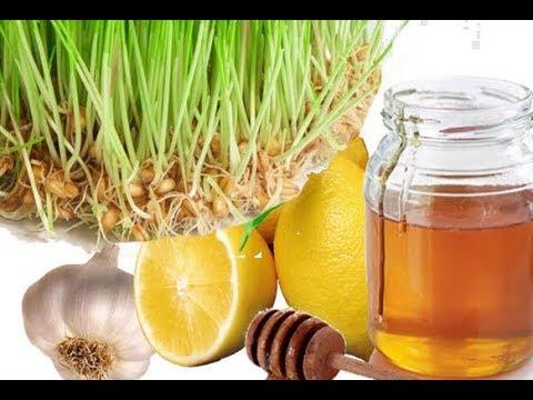 ★Болгарский рецепт для профилактики РАКА. Измельчи пророщенную пшеницу, орехи и чеснок