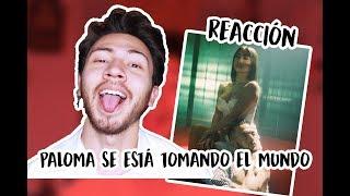 REACCIÓN A 'NO TE DEBÍ BESAR'   C.TANGANA, PALOMA MAMI | Niculos M