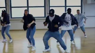 Ace Hood - Bout Me ~ Choreography By BLK
