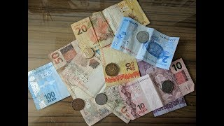 Brazilian Currency & Exchange Rate