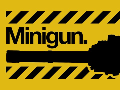 The History Of Miniguns In Games