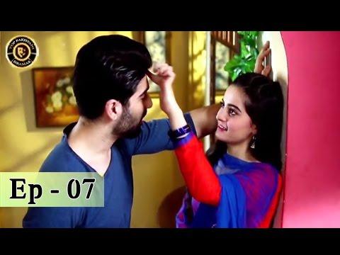 Zindaan Episode - 07 - 17th April 2017 -  Top Pakistani Drama