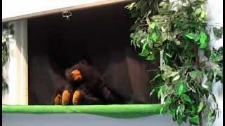 Puppet Show for kids - Valentines Love Ryme by Bear