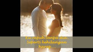 Gambar cover AGNES MONICA - RAPUH LYRICS