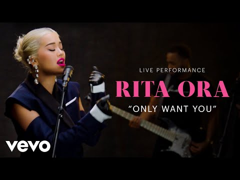 Only Want You <br>Vevo Performance Version<br><font color='#ED1C24'>RITA ORA</font>