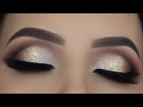 Classic Cut Crease Eye Makeup Tutorial   In Depth Explanation