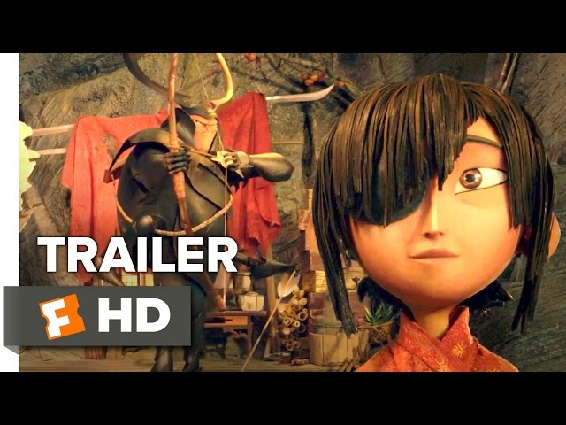 Kubo and the Two Strings Official Trailer #2 (2016) - Charlize Theron, Rooney Mara Animated Movie