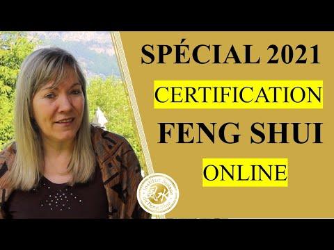 Certification Feng Shui online