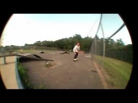 Simsbury Skatepark Montage