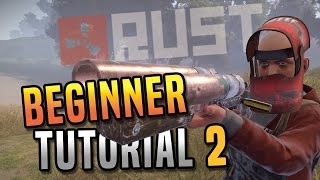 Rust Tutorial - Beginners Guide to Rust 2017 - Part 2: First Base