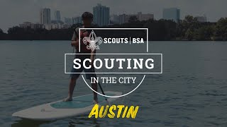 Scouting In The City   Austin   Boy Scouts Of America