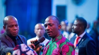 Dr Paul Enenche  Lord I Thank You For Not Giving Up On Me Song (DEEP REALM)