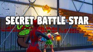 Find the secret Battle Star in Loading Screen #3