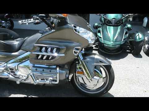 2004 Honda Gold Wing in Sanford, Florida - Video 1