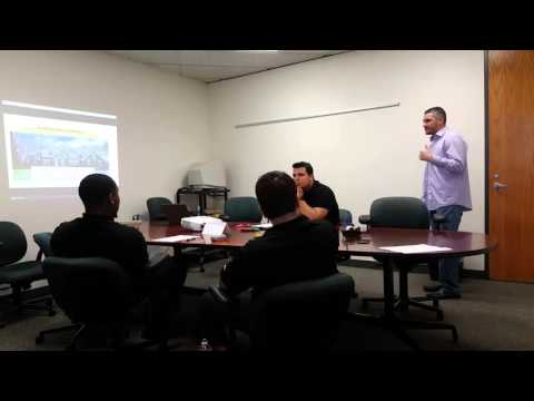 Sprint sales training