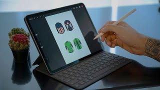 How I Use The Ipad Pro As A Fashion Designer