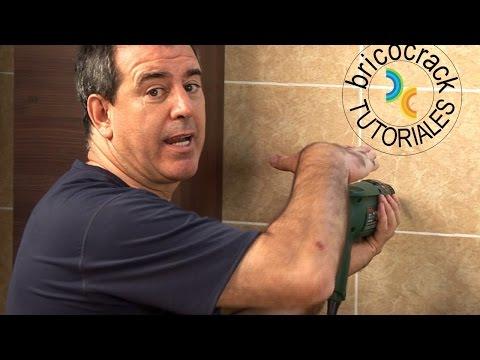 Instalar accesorios de baño (Bricocrack)