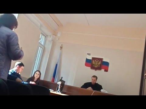 Октябрьский суд по ст.125 УПК судья Балин узаконил нарушение прав гражданина