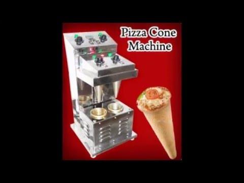 Cone Pizza