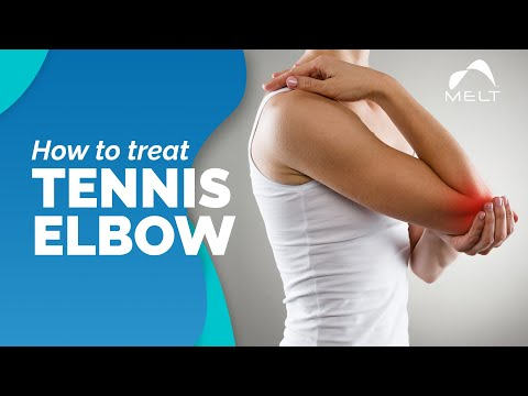 Video Easy Tennis Elbow Self-Treatment