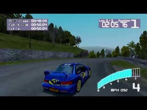 PS1 Gran Turismo 1 @ true 60fps 1440p 16:9 PCSXr-PGXP PC emu (1997