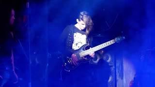 Video RockOpera Praha + AIKA - Slzy nedojmou - kytarové sólo (31.12.20