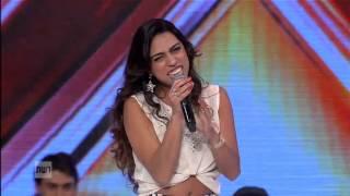 ישראל X Factor - עונה 2 פרק 9: הביצוע של דניאל יפה