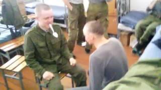 прикол в армии  полная ржачка 2017:)))))
