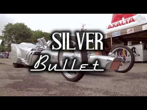 Silver Bullet - Holley NHRA Hot Rod Reunion