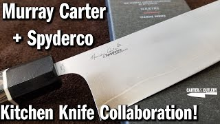 Murray Carter + Spyderco