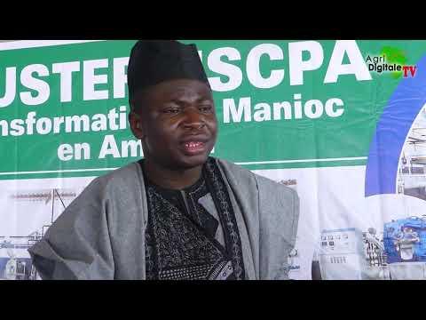 Togo : Unité de transformation de manioc inaugurée à Kamina Togo : Unité de transformation de manioc inaugurée à Kamina