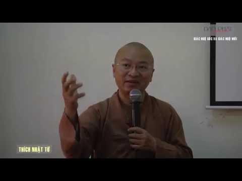 Khởi Tín Luận 08: Giác ngộ gốc và giác ngộ mới