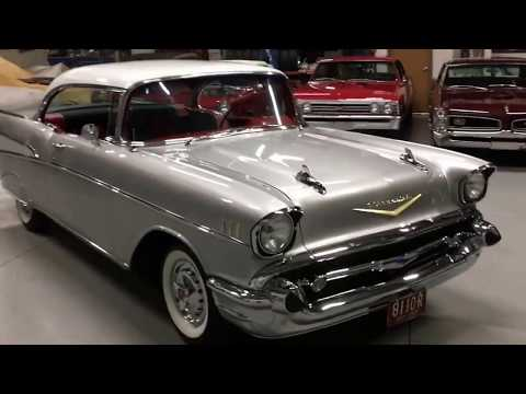 Video of Classic '57 Bel Air located in Ohio Offered by BlueLine Classics - MKKZ