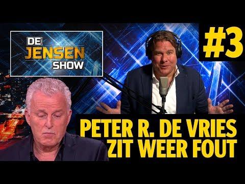 PETER R. DE VRIES ZIT WEER FOUT - DE JENSEN SHOW