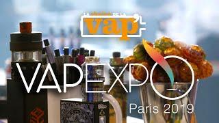 Vapexpo Paris 2019
