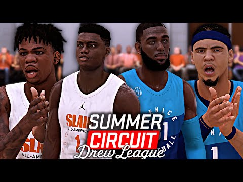 NBA 2K19 Summer Circuit #3 - Zion Williamson & Ja Morant Are INSANE!! THE LAST SHOT!