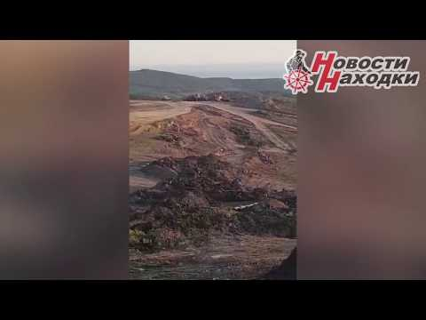 Пока все были дома: местный житель снял площадку под строительства завода минеральных удобрений