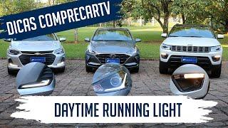 DRL - Todo LED substitui o farol baixo na estrada?