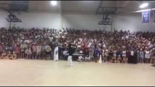 Usher  No Limit Ft Young Thug   BOY KILLS THE PEP RALLY!!!!!!!!!  Sign Him