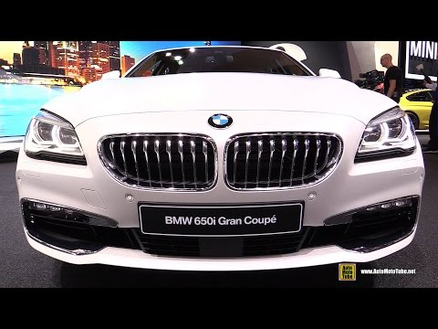 Bmw 6 Series F06 Седан класса E - рекламное видео 2