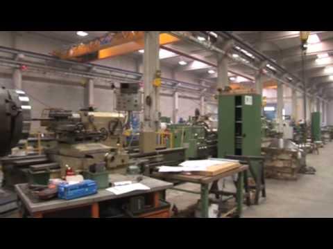 NUOVA CMF: industria siderurgica forgiatura metalli