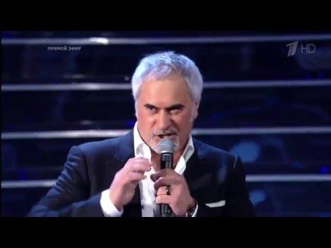 Валерий Меладзе - Ночь накануне Рождества (Роза Хутор 7.01.2015)