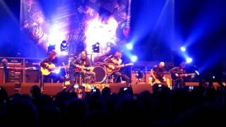 Europe - Drink and a Smile - live in 013 (Tilburg) - 19 nov 2012