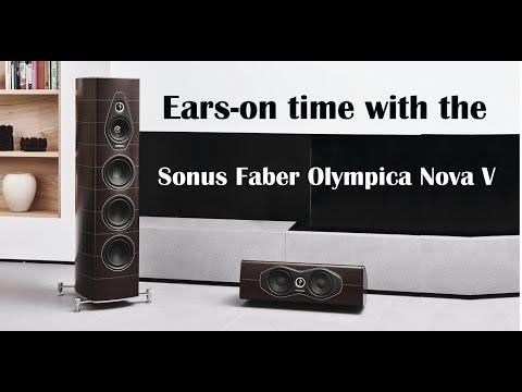 External Review Video FfNq_Xow1x8 for Sonus faber Olympica Nova W Wall-Mount Loudspeaker